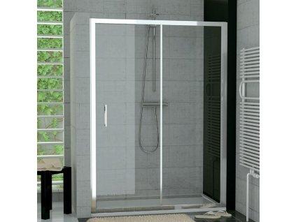Sanswiss Top Line sprchové dvere 120cm kupelnashop.sk