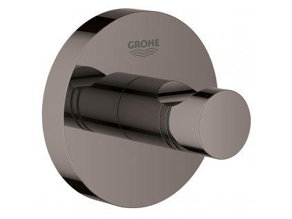 Grohe Essentials háčik tmavý grafit kupelnashop.sk