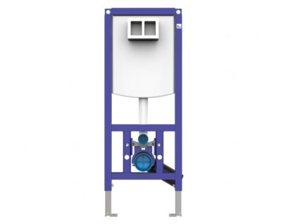 Sanit INEO PLUS 450 Duofix wc nádržka 9073300S kupelnashop.sk