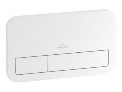 Villeroy&Boch Viconnect E200 tlačítko biele 92249068 kupelnashop.sk