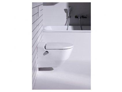 Laufen NAVIA závesné wc so sprškou + Rimless oplach + LCC úprava 8206014000001 kupelnashop.sk