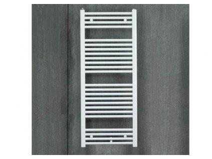 Zehnder Virando Electric 1276 x 500 mm kúpeľňový radiátor rovné prevedenie elektr. prevádzka RAL9016 biela ABE120050TF kupelnashop.sk