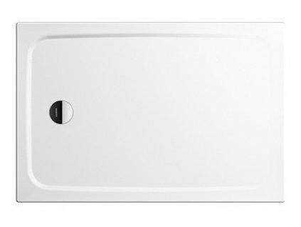 Kaldewei Cayonoplan sprchová vanička 90x100x1,8 cm, so zníženým polystyrénovým nosičom, 2257 5 kupelnashop.sk