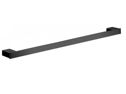 Emco Loft Držiak na uterák, 64 cm, čierna 056013360 kupelnashop.sk