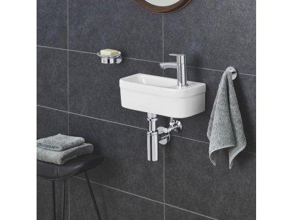 Grohe Euro Ceramic umyvadielko 37x18cm obrázok kupelnashop.sk