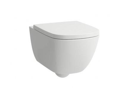 Laufen PALOMBA COLLECTION závesná wc misa, hlboké splachovanie, Rimless H8208020000001 kupelnashop.sk