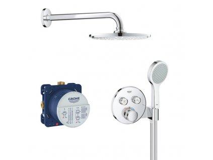 Grohe Grohtherm SmartControl 5v1 termostatická batéria kupelnashop.sk