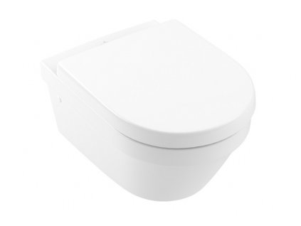 VILLEROY & BOCH Omnia Architectura závesná WC misa s DirectFlush + sedátko so SoftClose 4694HR01 Kupelnashop
