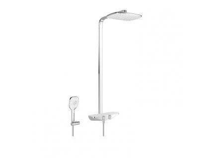 HANSA EMOTION termostatický sprchový systém 5865017182 kupelnashop.sk