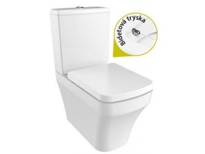 Creavit Sol Stojace Rimoff WC+ bidet 2v1 s UNI odpadom SO3641 kupelnashop.sk