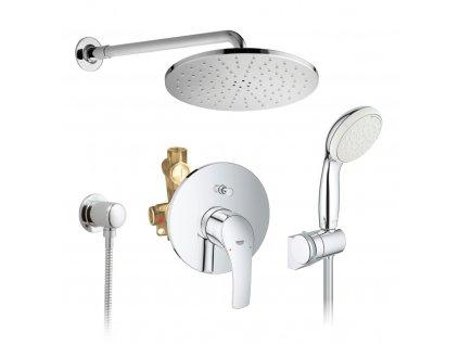 GROHE Set 4 sprchový systém pod omietku kupelnashop.sk