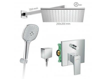 HANSGROHE Set 8 New sprchový systém komplet kupelnashop.sk