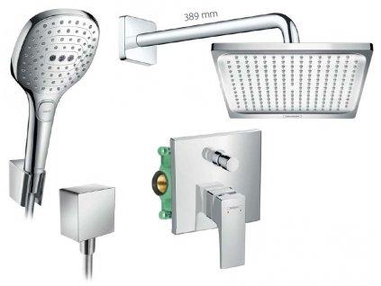 HANSGROHE Set 6 New sprchový systém podomietkový, komplet kupelnashop.sk