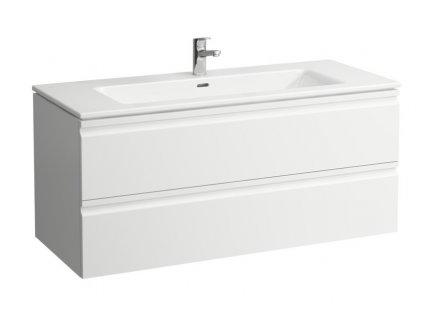 Laufen Pro S PACK umývadlo slim so skrinkou 120x50cm biela lesklá H8619674751041 kupelnashop.sk