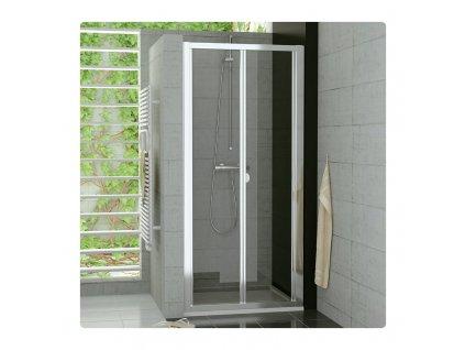 Sanswiss Top Line sklapovacie dvere kupelnashop.sk