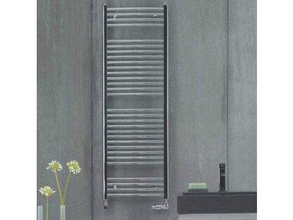 Zehnder Aura radiátor 775x500mm,chrom kupelnashop.sk