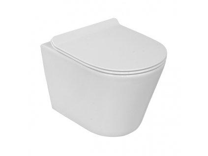 Lavita Galve závesne wc Rimless+spomalovacie wc sedátko kupelnashop.sk