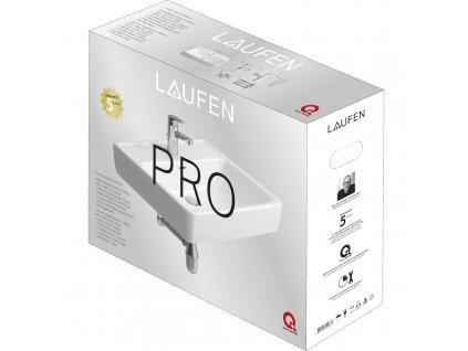 Laufen Pro pack umyvadlo+sifon+ventily kupelnashop.sk