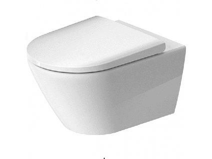 Duravit D Neo závesne wc Rimless+spomalovacie wc sedátko kupelnashop.sk