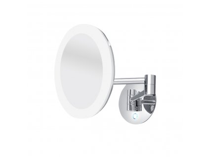 Nimco kozmetické zrkadlo 20cm s LED podsvietením ZK2026526 Kupelnashop.sk