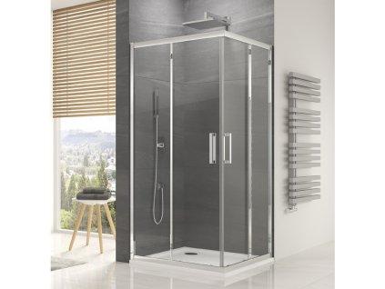Sanswiss Ocelia rohový sprchový kút 90x90cm kupelnashop.sk
