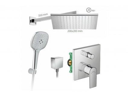 HANSGROHE Vernis Shape podomietkový sprchový systém komplet Kupelnashop.sk 1