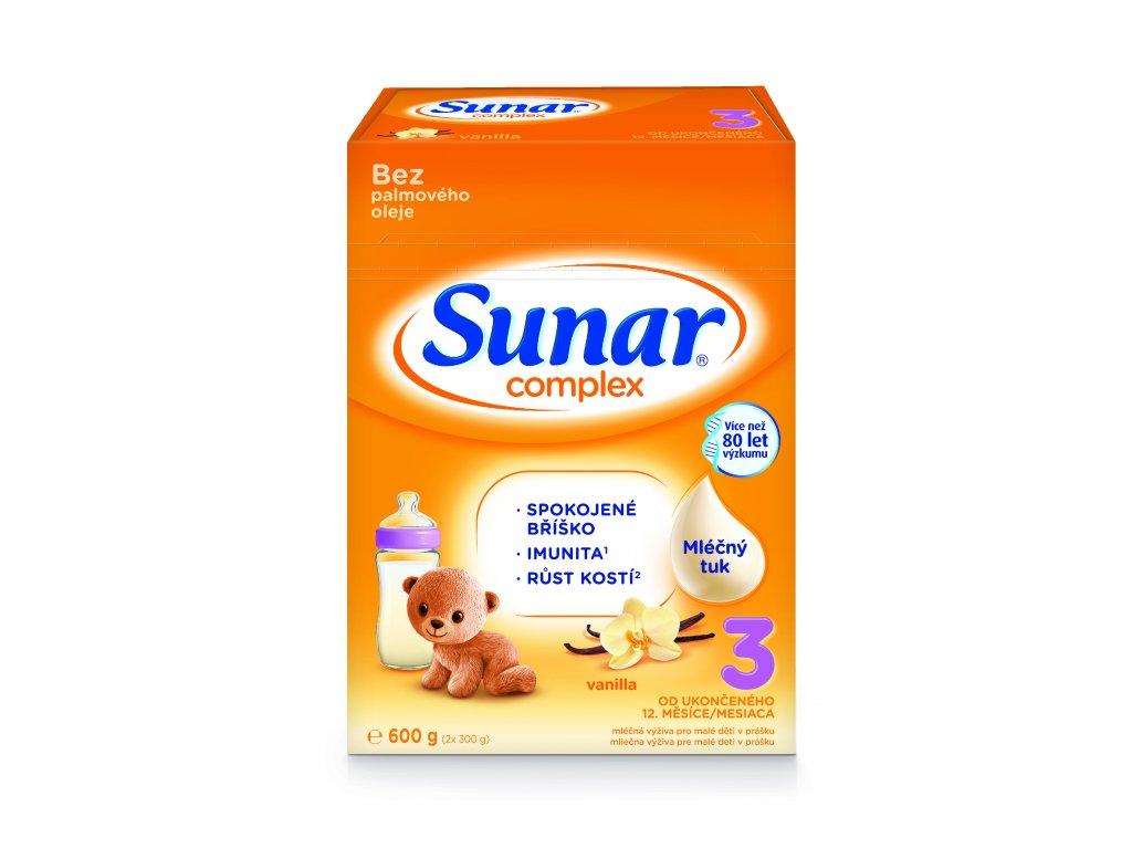 HER035 09 v01 box Sunar Complex 3 vanilka 600g FRONT CMYK 300dpi