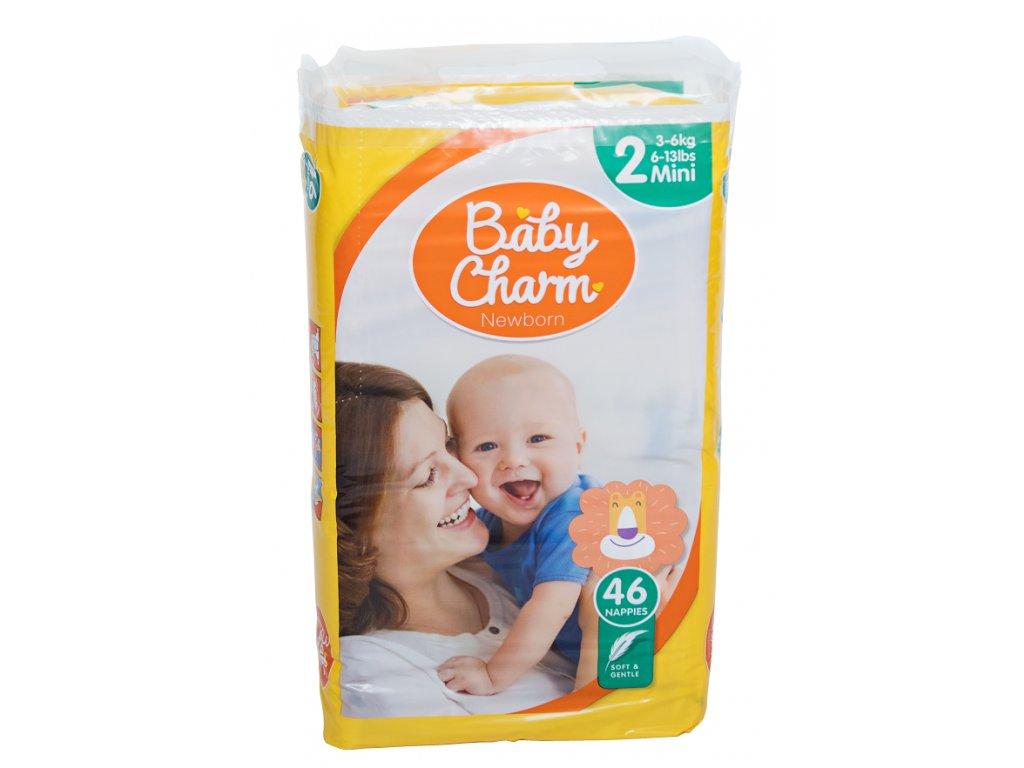 baby charm 2 kupplenky