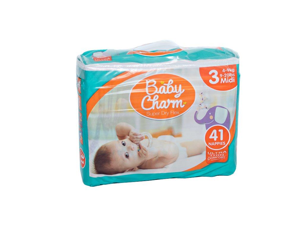 baby charm 3 kupplenky