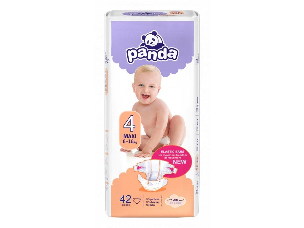 BB 054 LU42 006 PANDA MAXI 42ks