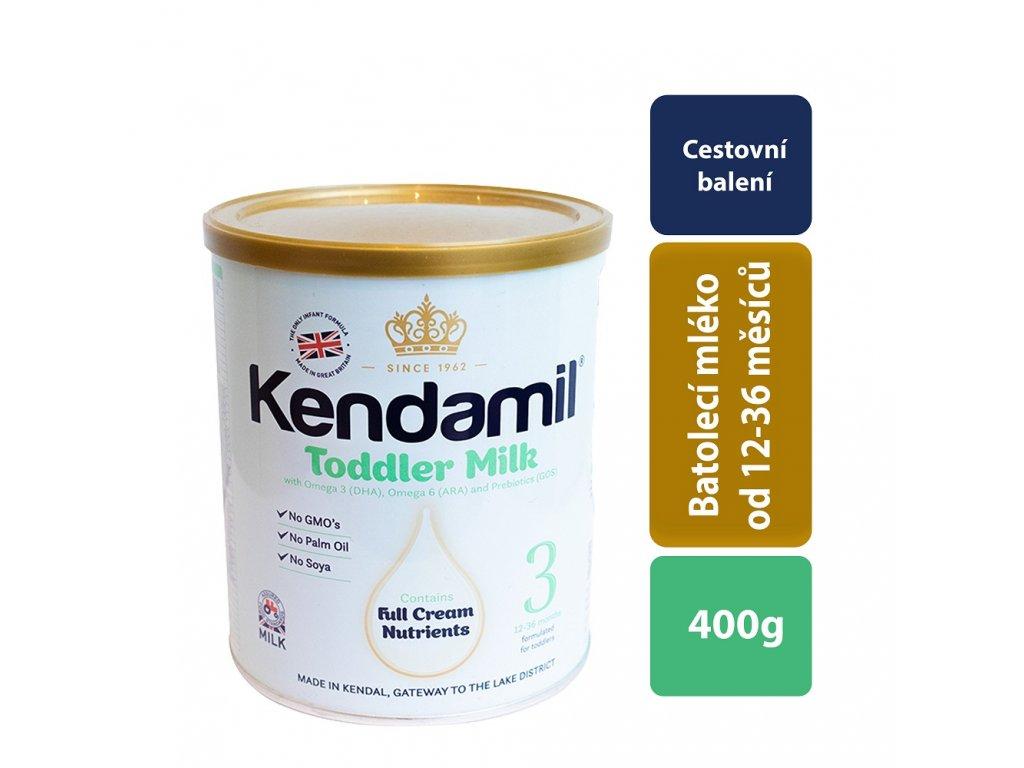 kendamil 3 batoleci mleko 400 g