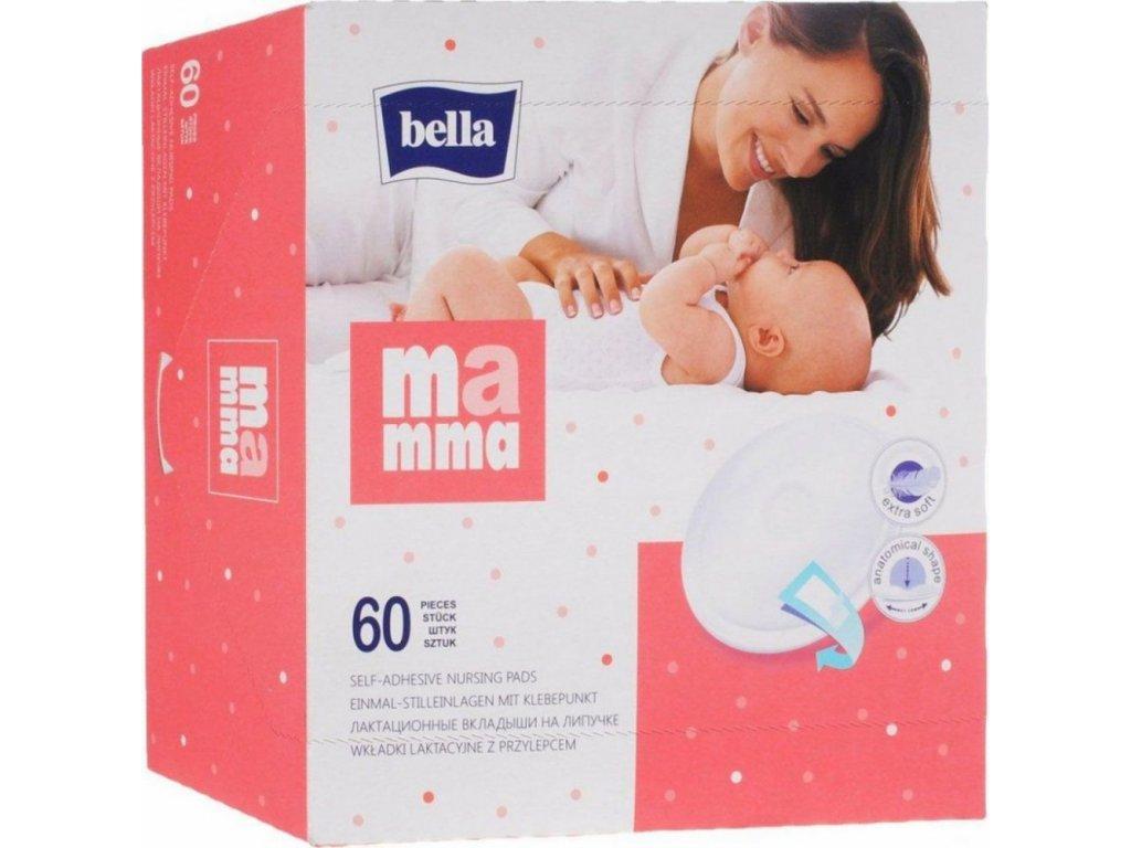 Bella Mamma prsní vložky 60ks