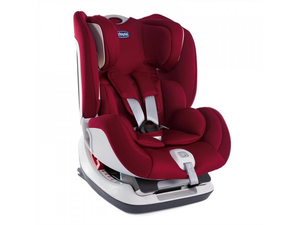 CHICCO Autosedačka Seat Up 012 Red Passion (0-25 kg)