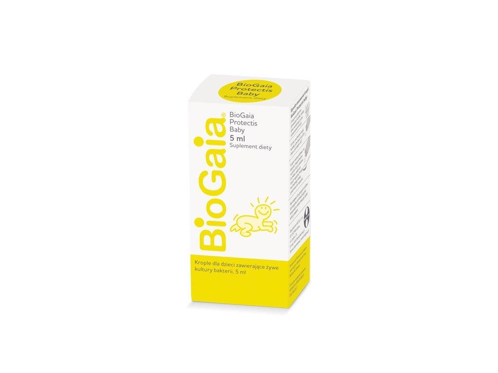 BioGaia ProBiotické kapky pro děti 5 ml