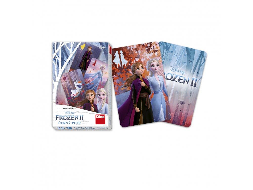 Karty Černý Petr Frozen 2 Ledové království 2