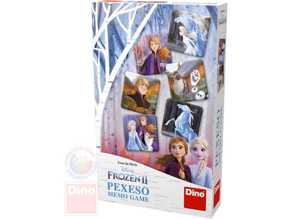 pexeso Frozen 2