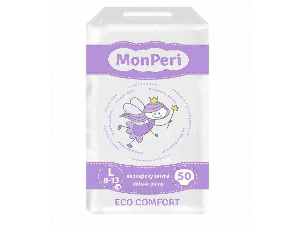 MonPeri Eco Comfort L 8 13 kg, 50ks