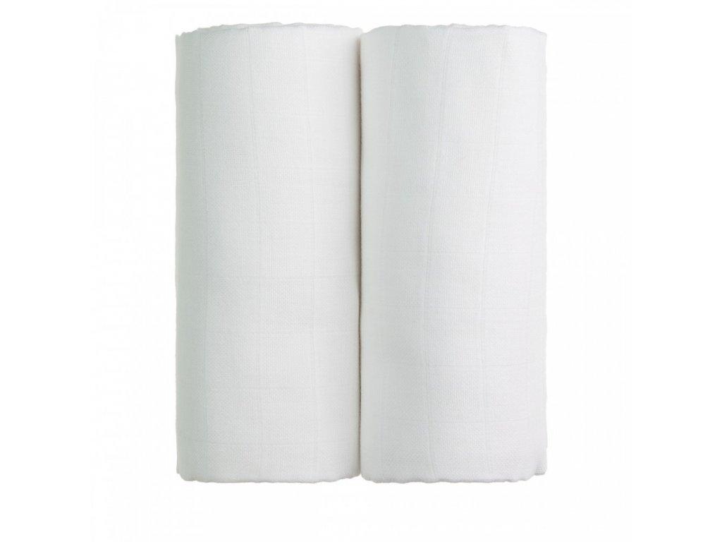 TETRA osušky EXCLUSIVE COLLECTION, 2x bílá