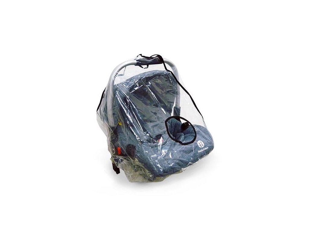 Pláštěnka na autosedačku