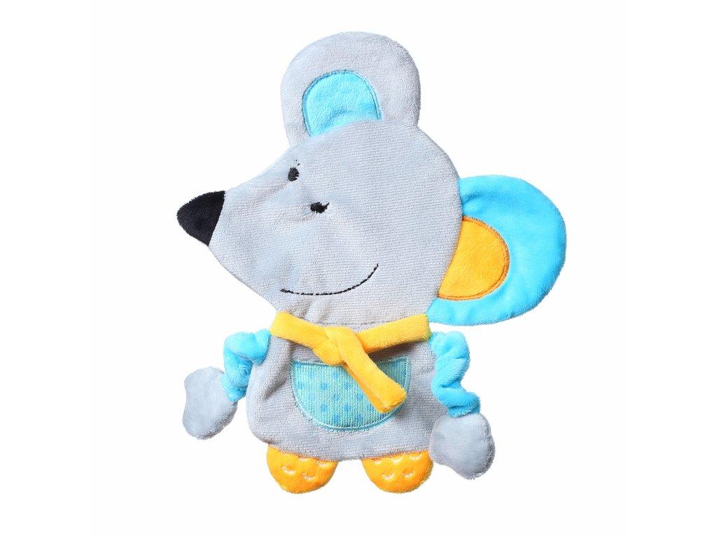 plyšová hračka pro kojence Myš Kristin