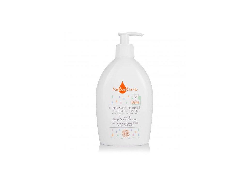 Extra jemný čistící gel pro děti