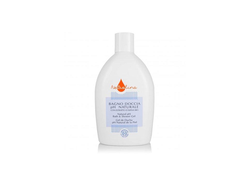 Sprchový gel, pH neutrální