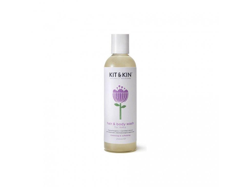 Vlasový a tělový šampón