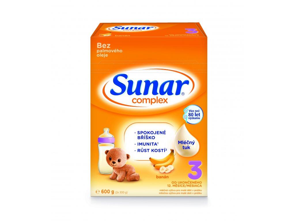 HER035 08 v01 box Sunar Complex 3 banan 600g FRONT CMYK 300dpi