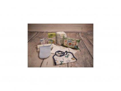 Plenkový dort dvoupatrový s bohatou náplní modrý