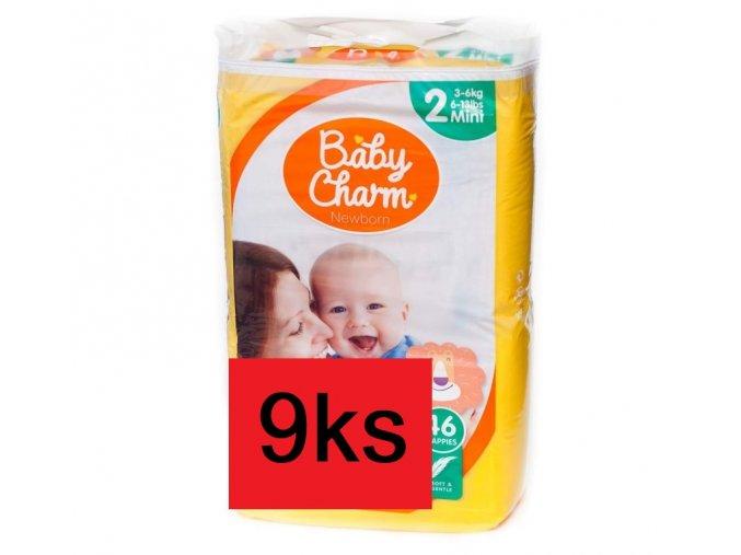 72 baby charm super dry flex vel 2 mini 3x