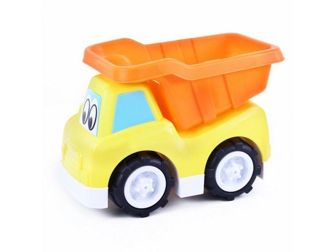 auto sklápěcí veselé v krabici