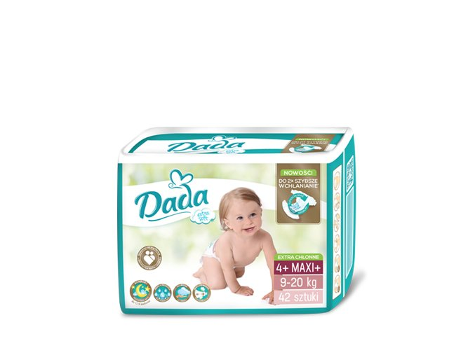 Dada extra soft 4+