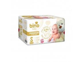 bino baby premium detske pleny s 3 8 kg 60ks 1ks prebalovaci podlozka cz