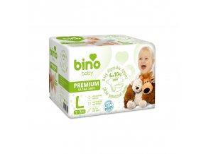 bino baby premium l 9 14 kg detske pleny 60 ks 1 prebalovaci podloza cz